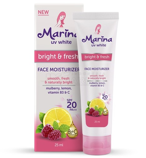 Marina uv white Face Moisturizer