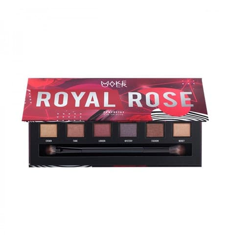 Make Over Powerstay Royal Rose Eye Palette