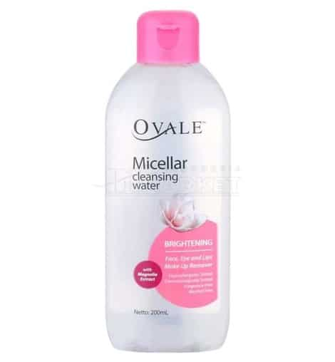 Ovale Micellar Water Brightening 200 ML
