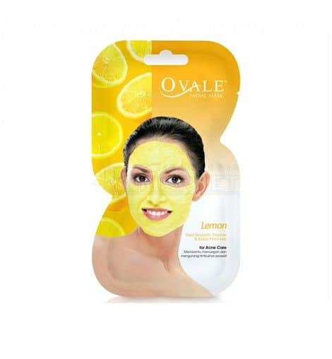 Ovale Facial Mask For Acne Care