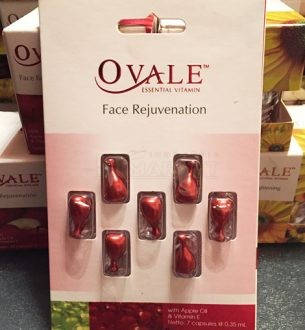 Ovale Face Rejuvenation Essential Vitamin