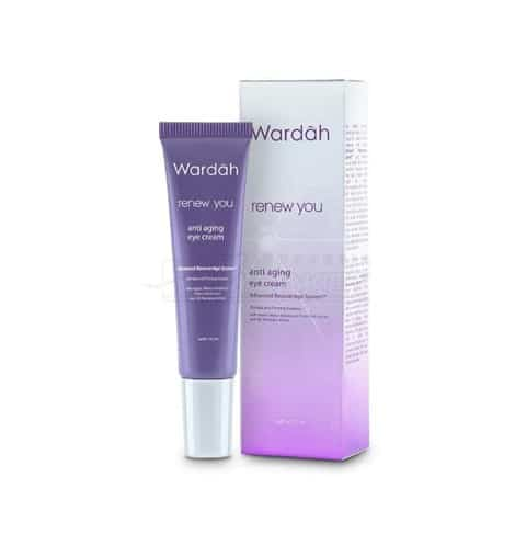 Wardah Renew You Anti Aging Eye Cream