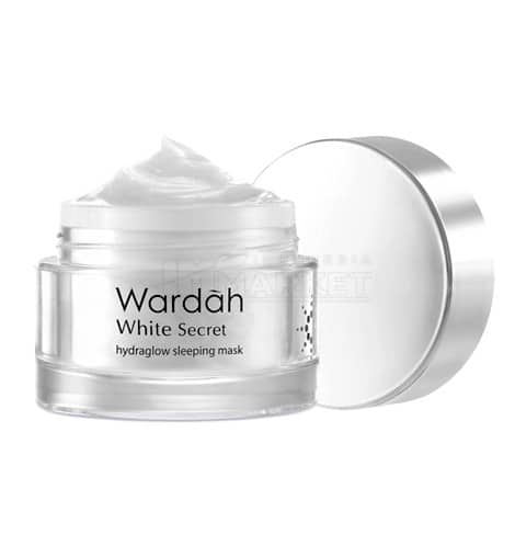 Wardah White Secret HydraGlow Sleeping Mask
